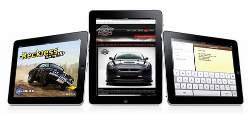 iPad @ Lounge | by autodetailer