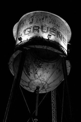 Gruene watertower 2 | by d-cubed