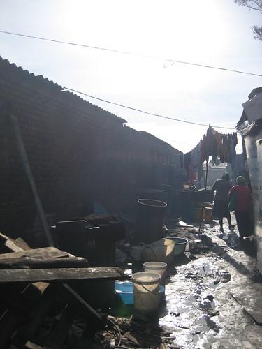 Khayelitsha slum