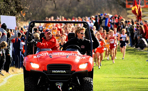 2010 Big Ten Cross Country | by Phil Roeder