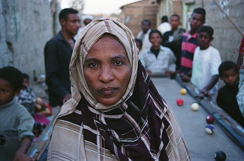 Woman in village. Yemen | by World Bank Photo Collection