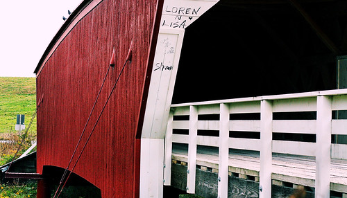 Cedar Covered Bridge | by Phil Roeder