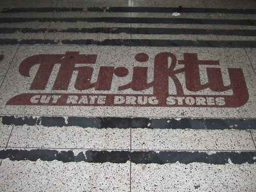 Thrifty Cut Rate Drug Stores | by Paula Wirth
