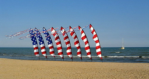 Red, White, & Blue | by MNkiteman