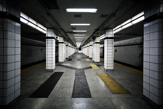 Lower Bay TTC Station | by Mute*