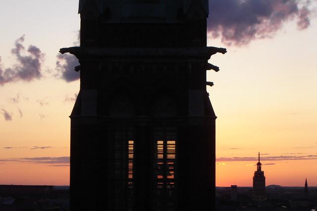 gargoyles in Helsinki