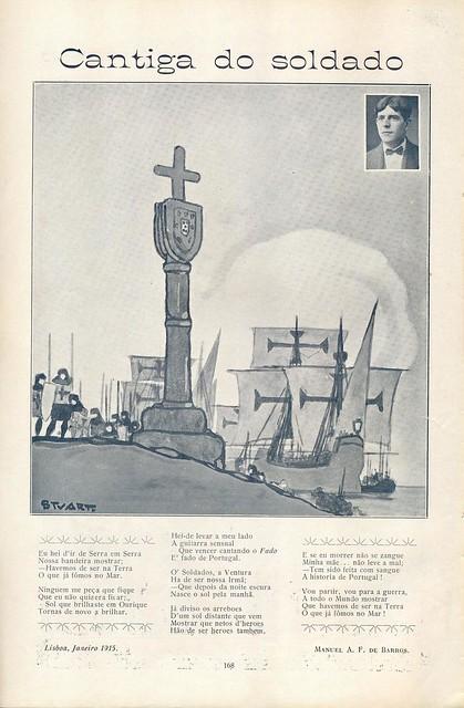 Ilustração Portugueza, No. 468, February 8 1915 - 9