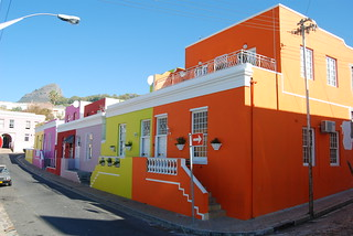 Some colourful houses in Bo Kaap, Cape Town, South Africa | by Paul Mannix