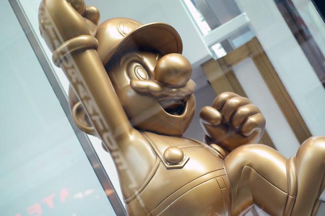 Nintendo New York Grand Opening!!