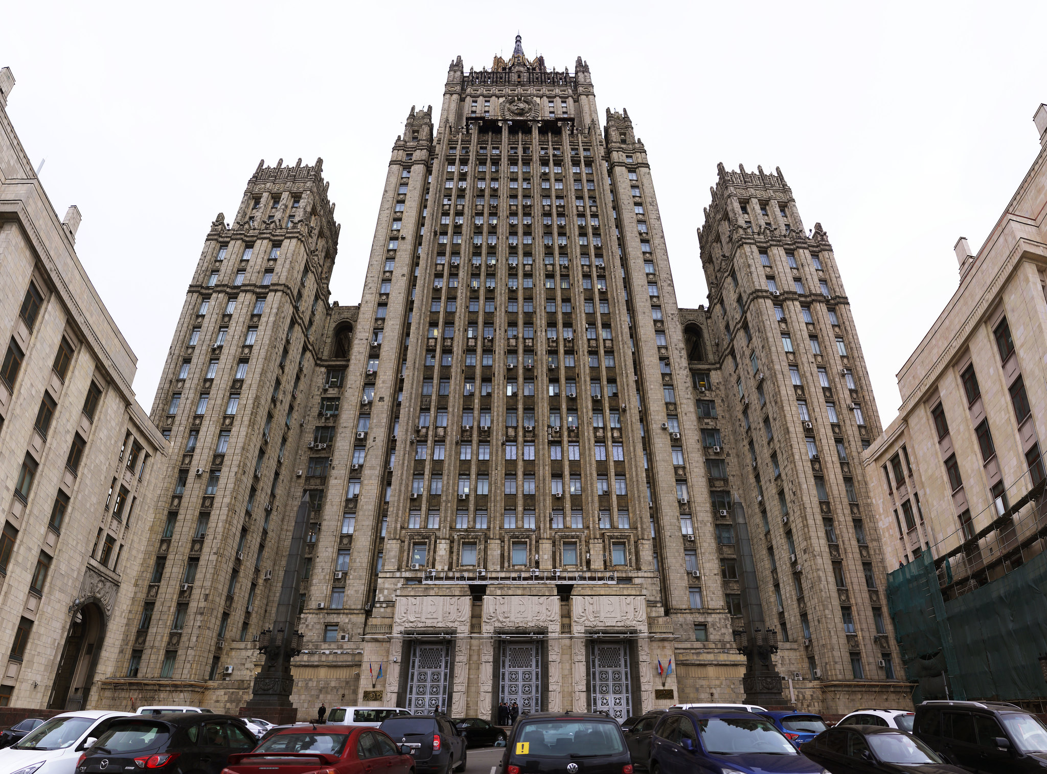 Moscow - Ministry of Foreign Affairs
