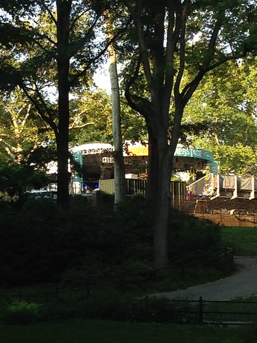 SummerStage, Central Park. NYC Aug2015