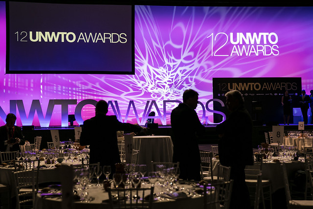 12th UNWTO Awards for Excellence and Innovation in Tourism