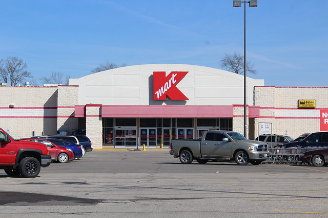 Kmart -- Grayson, Kentucky