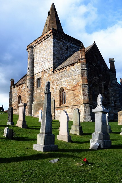 St Monans Church, Fife Coast, Scotland