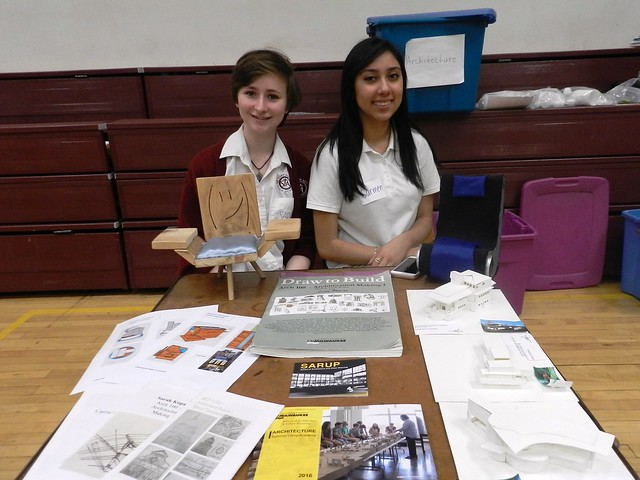 Spring 2016 Girls in Engineering Fair