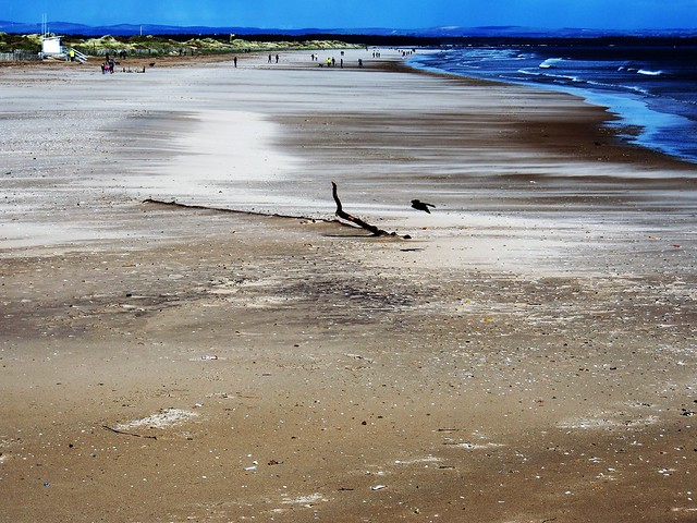 West Sands, St Andrews, Scotland