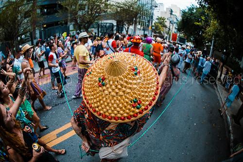 Sao Paulo Street Carnival
