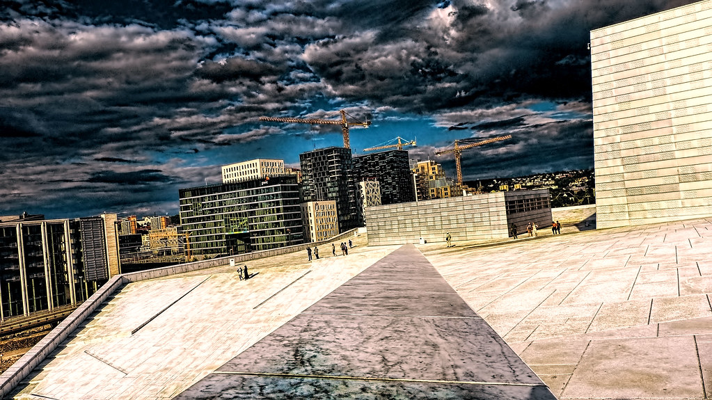 The Most Expensive, But Also The Happiest Place In Norway – The City Of Oslo