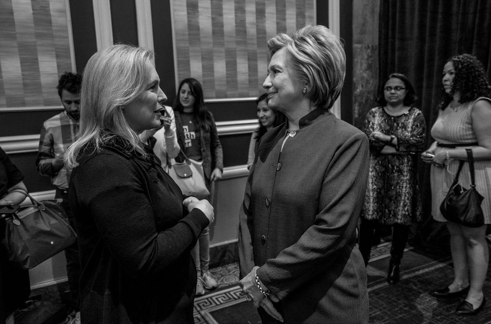 April 18, 2016 - New York, New York | by Hillary Clinton