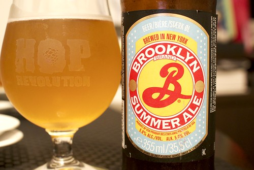 Brooklyn Summer Ale1