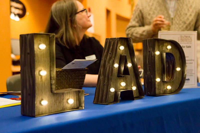 Library After Dark 2016