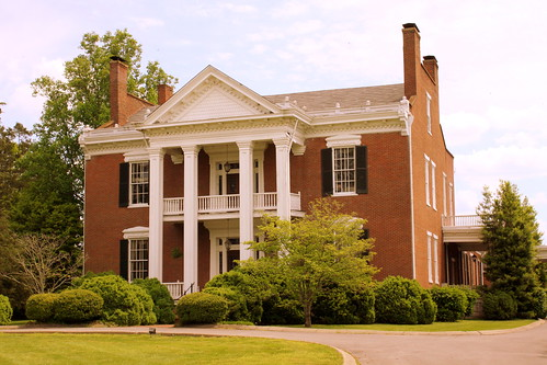Hazel Path Mansion - Hendersonville, TN