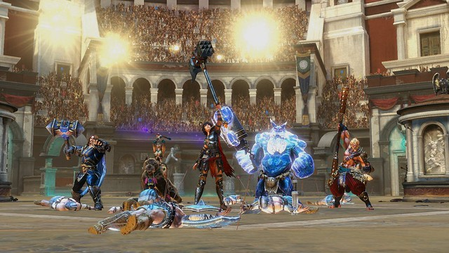 SMITE on PS4