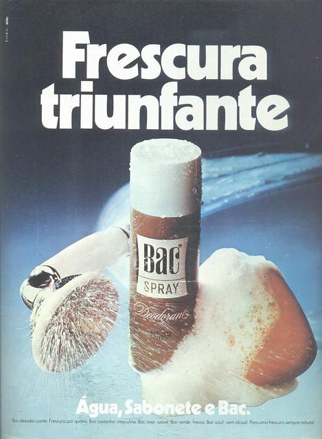 Modas e Bordados, No. 3187, 7 Março 1973 - contra-capa