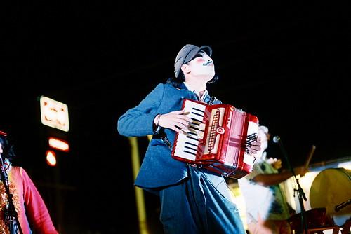 Matsumoto accordionistus