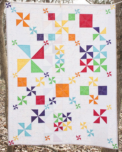 Pinwheel Party Quilt