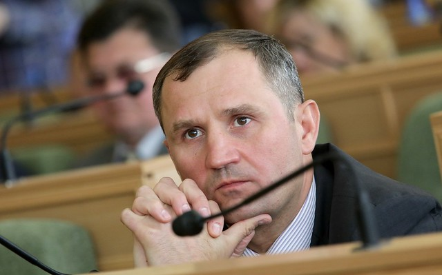 <b>Юрій БЛАГОДИР:</b>Чи має українська державна служба майбутнє?