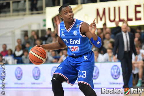 David Reginald Cournooh (Brindisi)
