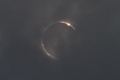 Total Solar Eclipse 2016 in Indonesia