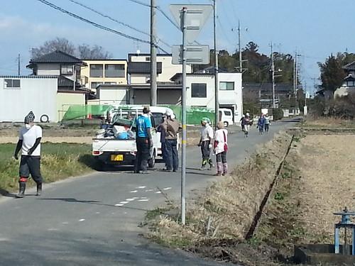 茨城・常総で災害ボランティア(援人号0228便)