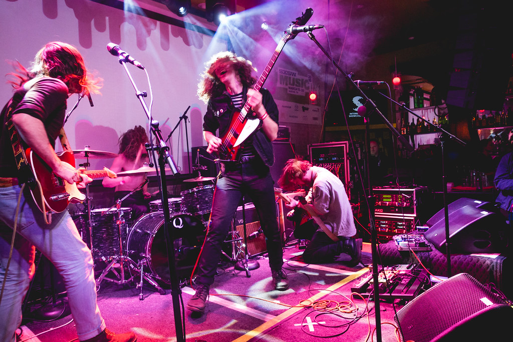SXSW 2016 - Day 9: Demob Happy