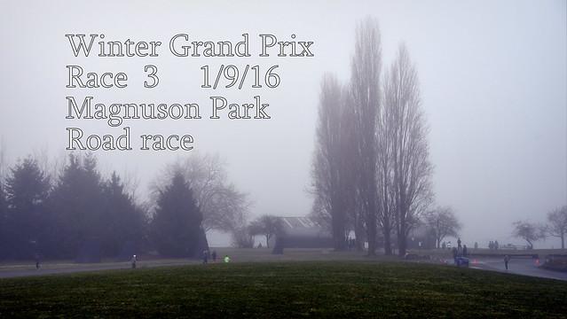 Winter Grand Prix Race 3