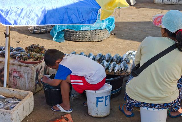 Jimbaran Fish Market, Bali