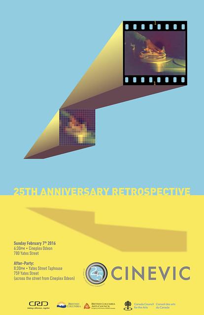 CineVic 25th Anniversary