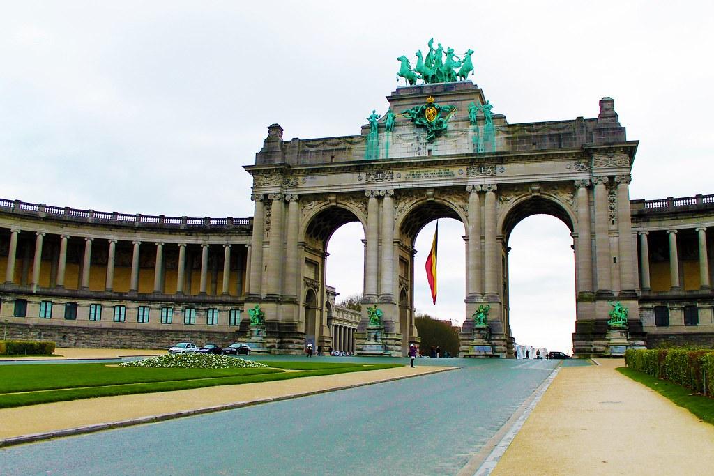 Drawing Dreaming - 48 horas em Bruxelas - o que fazer - Parc du Cinquantenaire