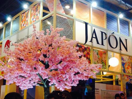 Japón, FITUR2016. Madrid