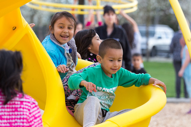 California Playgrounds