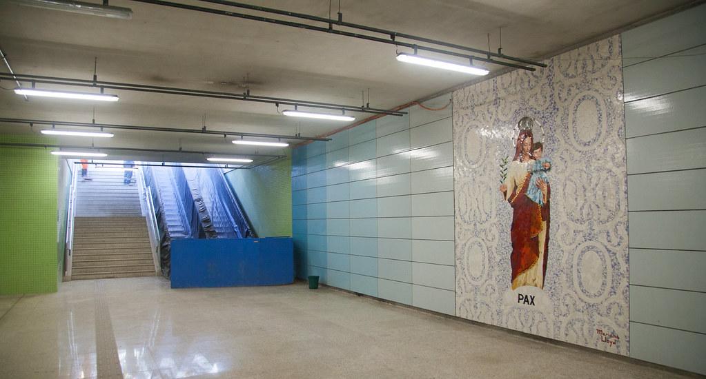 Estação Nossa Senhora da Paz