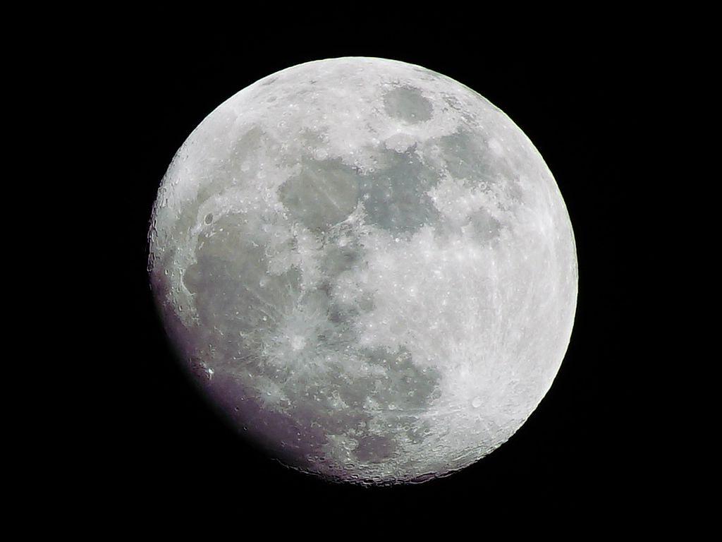 今天的月亮 Today's Moon