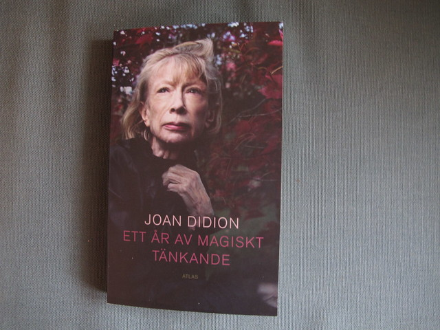ett år av magiskt tänkande av joan didion