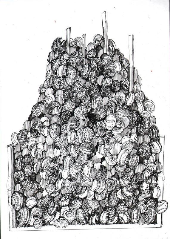 BESTIAIRE - escargots... Bouillie d'escargot
