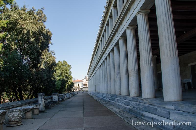 lugares de interés en Atenas