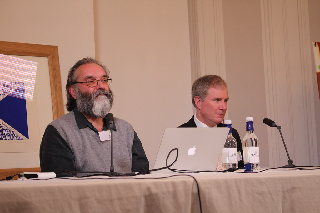 Ivan Herman (W3C), Bill McCoy (IDPF) - EPUB Summit