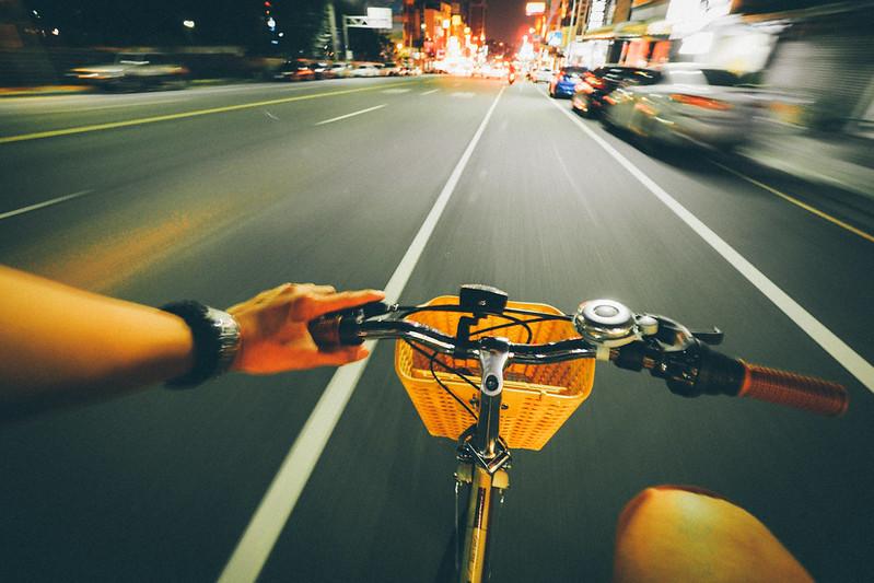 Mr.Bike Wood|單車來了