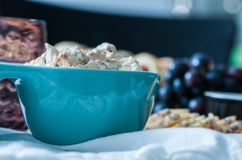 Caramelized Onion Bacon Dip 5
