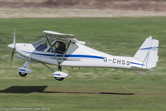G-CHSS - 2012 build Comco Ikarus C42 FB80 Bravo, new Barton resident